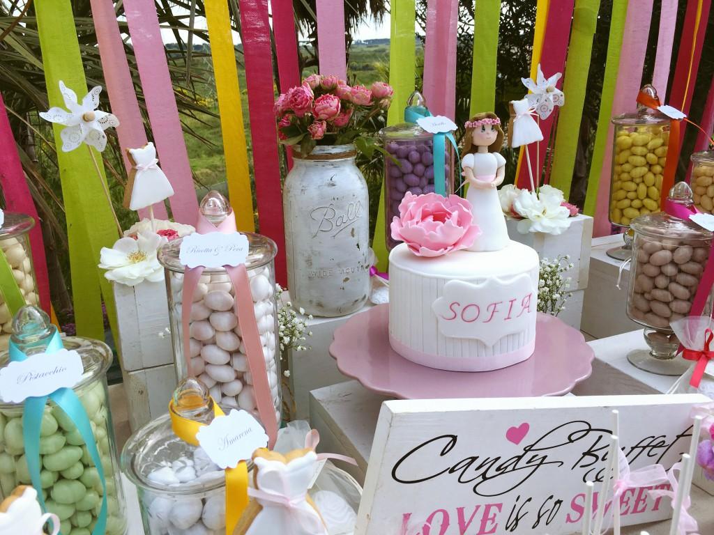 Irene Cake Design Roma : Cake Design con torte personalizzate per comunione e ...