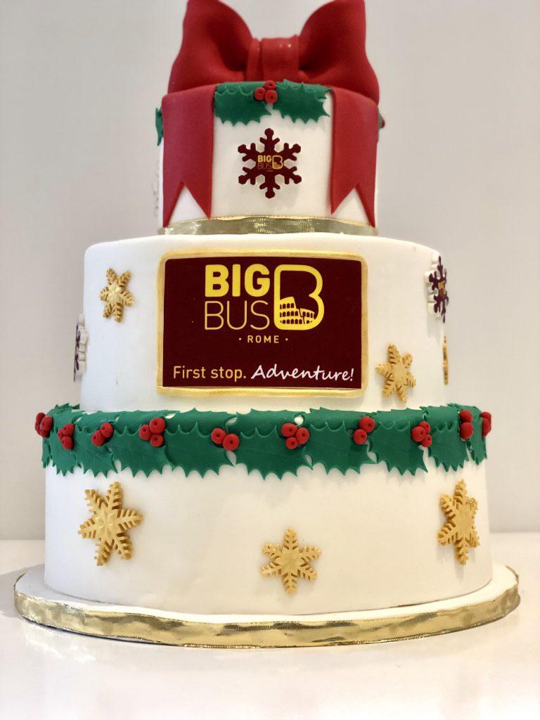 Decorazioni Natalizie X Dolci.Natale Irene Cake Design